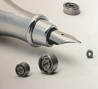 Extra Precision Miniature Bearings