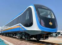 C&U Assists China Standard Subway Train Rollout